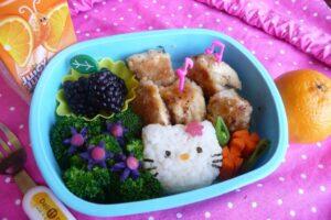 Hello Kitty Bento