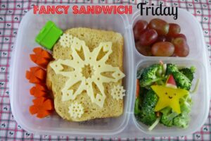 Fancy Sandwich Friday December 2012