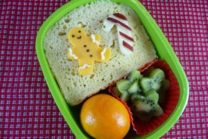 Sandwich Snack Bento