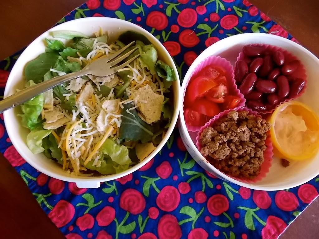 Taco Salad Never Gets Old!