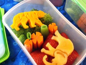 Healthy Snacks for a Trip to the Zoo
