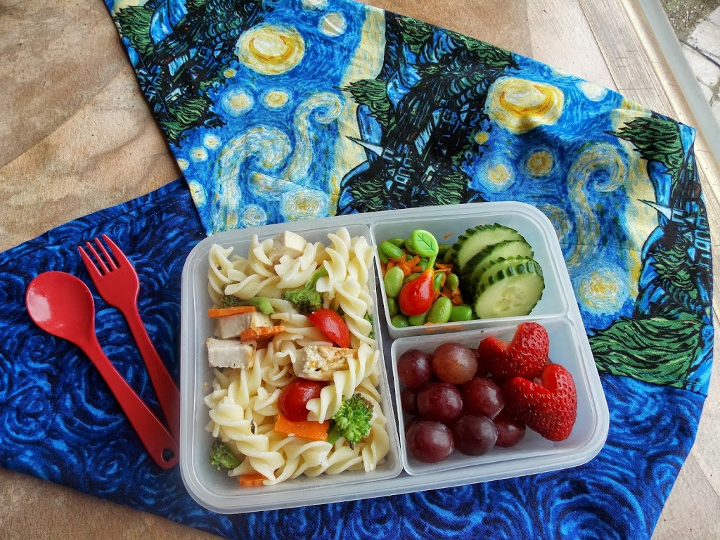 Van Gogh Starry Night Bento Bag