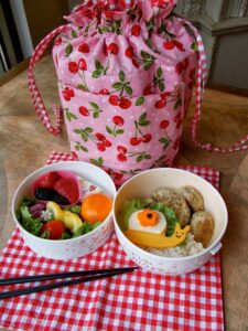 New Insulated Bento Bags for Sale in my Etsy Shop!