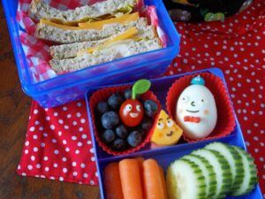 Healthy Food Bento Bag, and a Fun Lunch