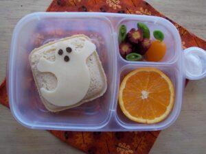 Ghost Sandwich Bento