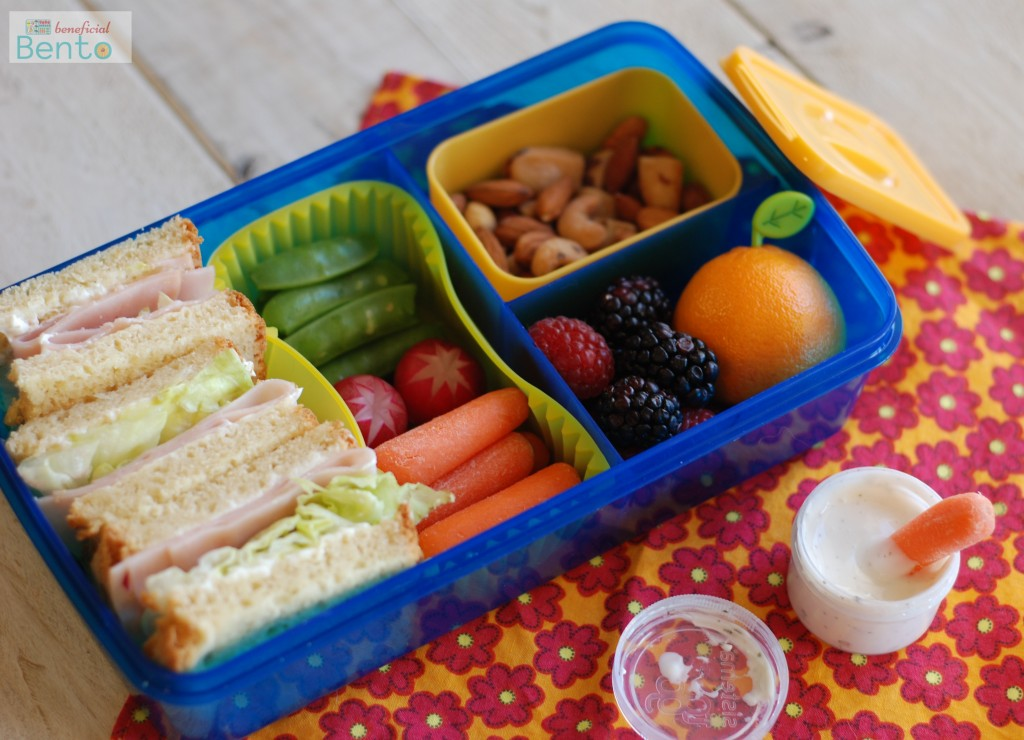 Fit Amp Fresh Round Up Beneficial Bento