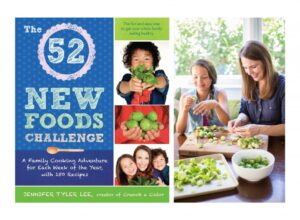 the 52 new foods challenge _ jennifer tyler lee _ jen and catherine