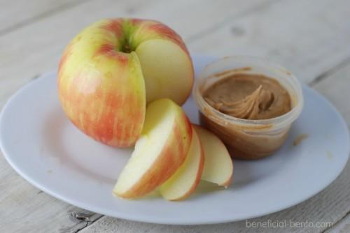 10 healthy snacks, apple