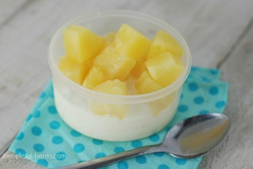 10 healthy snacks, pineapple