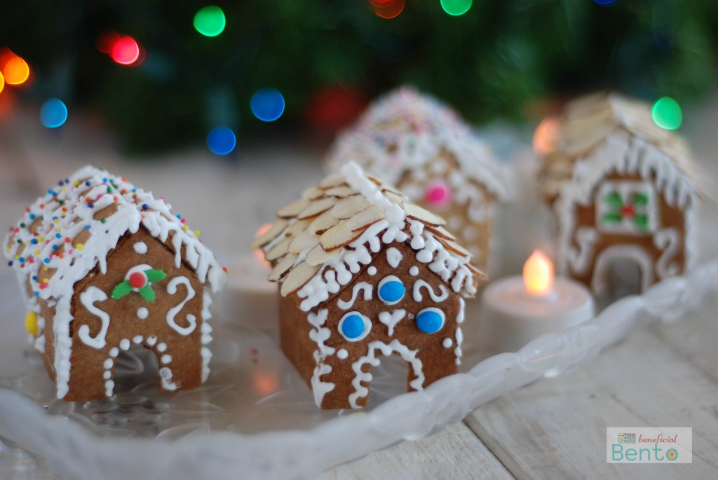 recipe: small gingerbread house recipe [8]