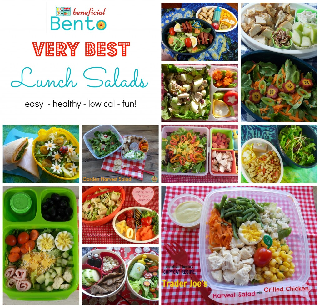 lots of great lunch ideas all in one place!