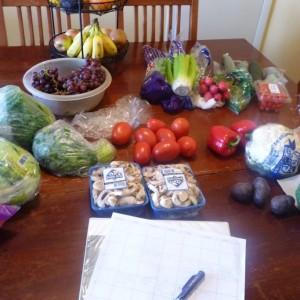 Weekly Food Prep 101