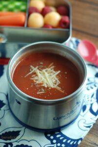 10 Minute Tomato Soup Recipe
