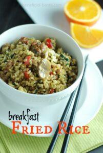 Breakfast Fried Rice Recipe