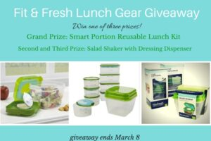 Fit & Fresh Lunch Gear Giveaway!
