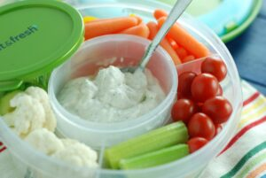 Healthy Blue Cheese Dip Recipe