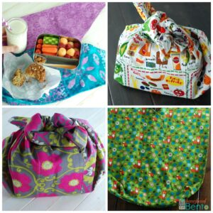 New Lunch Bags in my Etsy Shop