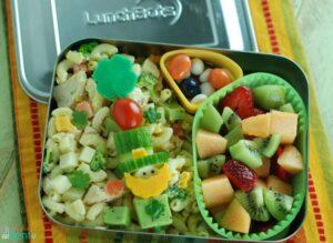 St. Patricks Day Bento Box Lunch