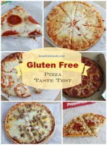 Gluten Free Pizza Taste Test