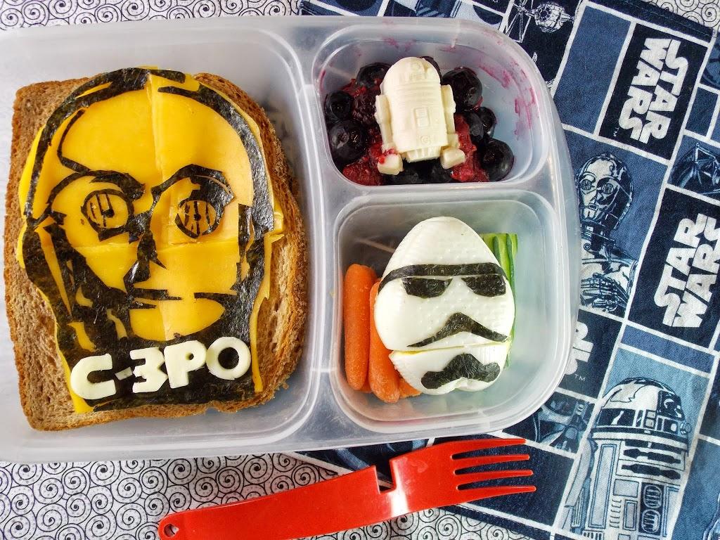 fun food ideas for a #StarWarsCelebration