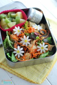 Chicken Salad with Poppy Seed Dressing