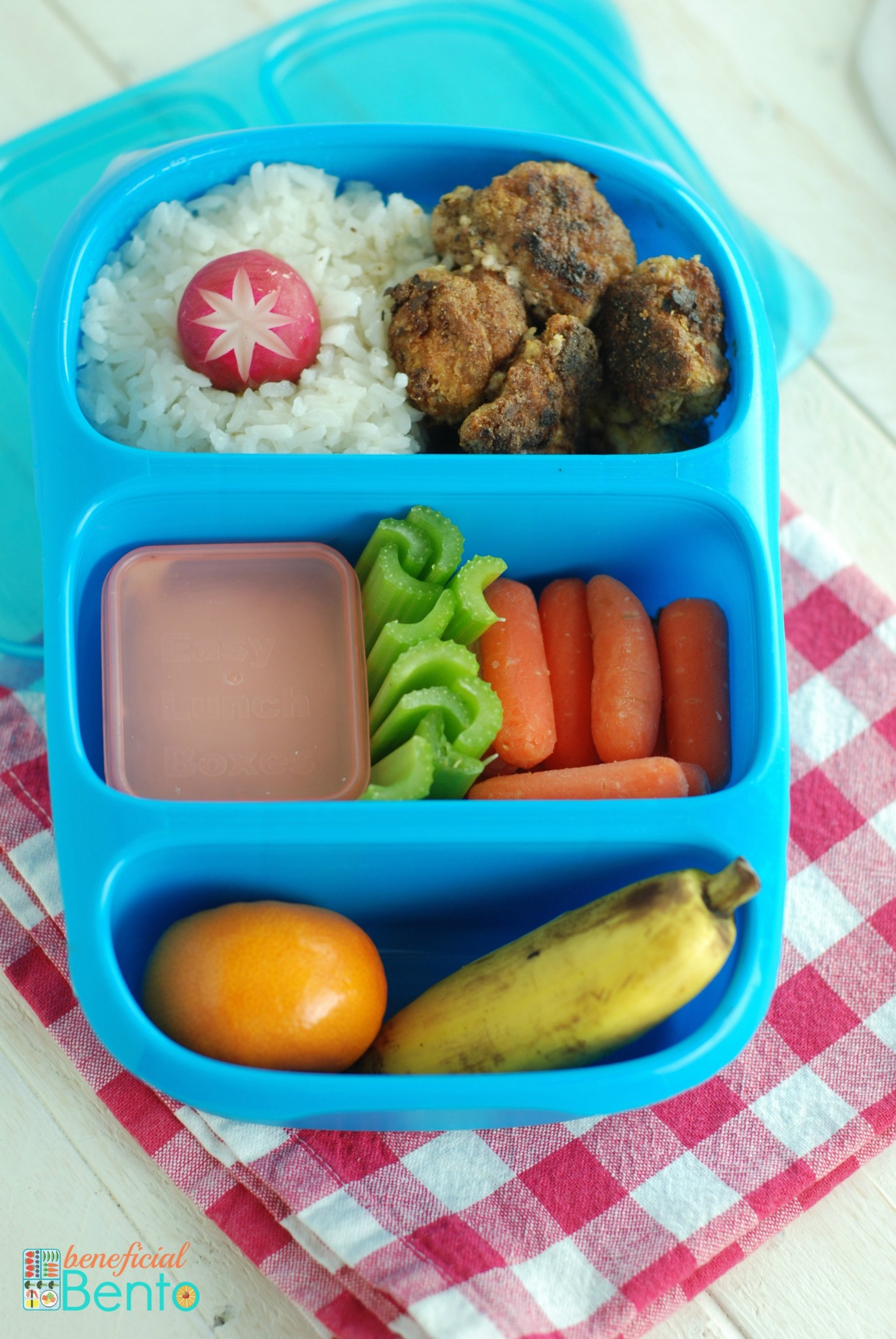 #goodbyn  bento boxes make ordinary food look cool