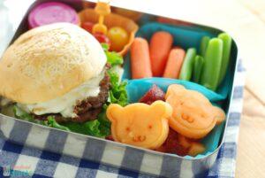 Roast Beef Sandwich Bento