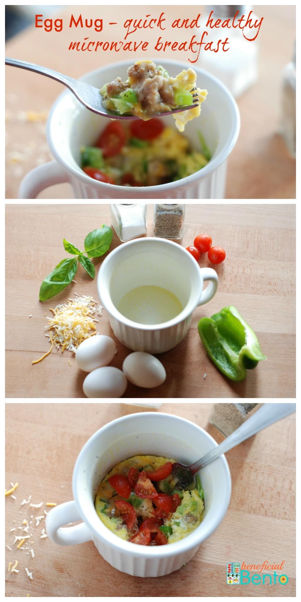 Egg Mug Recipe