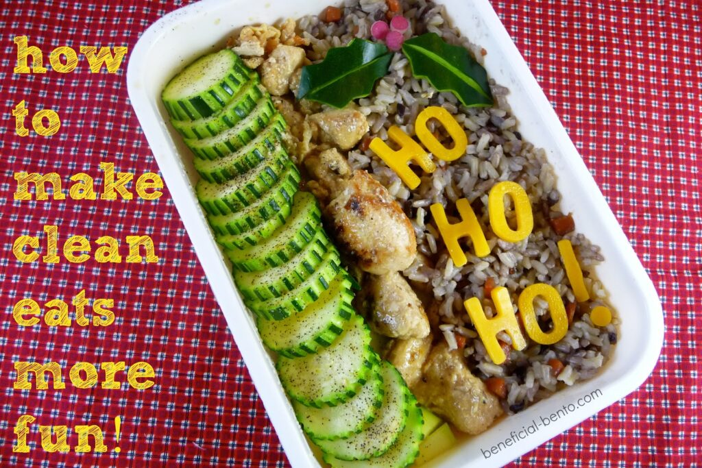 in the Best of Christmas Bento Ideas