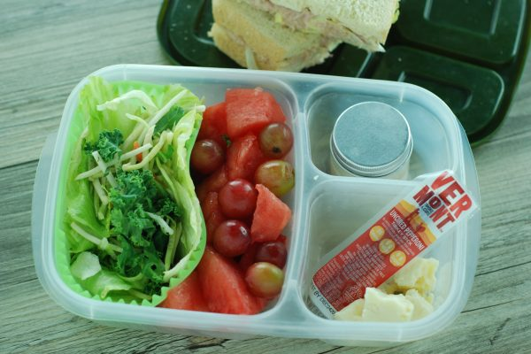 An Easy Lunch for Back to School
