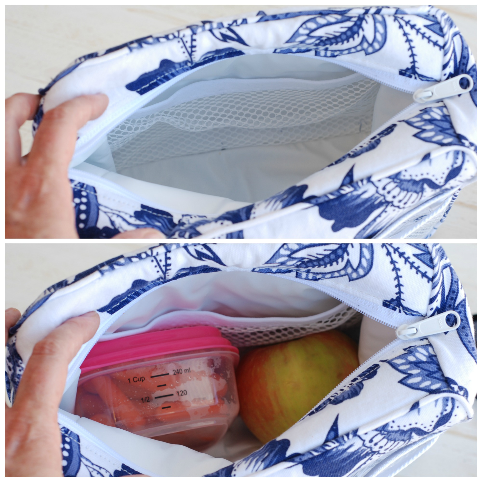 Cooler Purse Organizer by Beneficial Bento - find these in my Etsy shop!