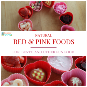 Natural Red and Pink Foods