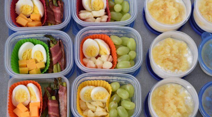 Weekly Food Prep Meal Plan – April Week 2