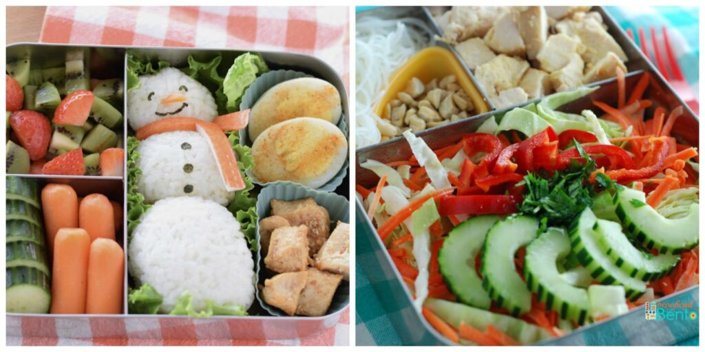 The best bento box lunches have a variety of flavors and textures. Learn how to make a bento at beneficial-bento.com